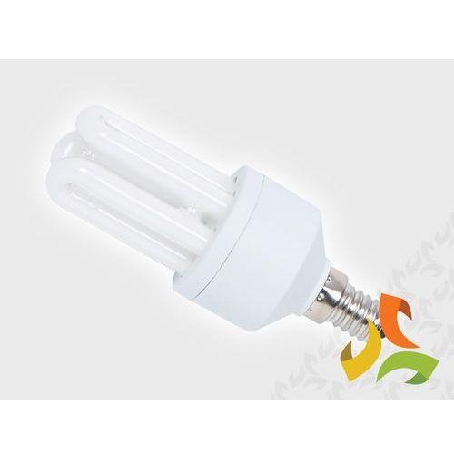 Świetlówka energooszczędna OSRAM 8W (40W) E14 DULUXSTAR ze sklepu MEZOKO.COM