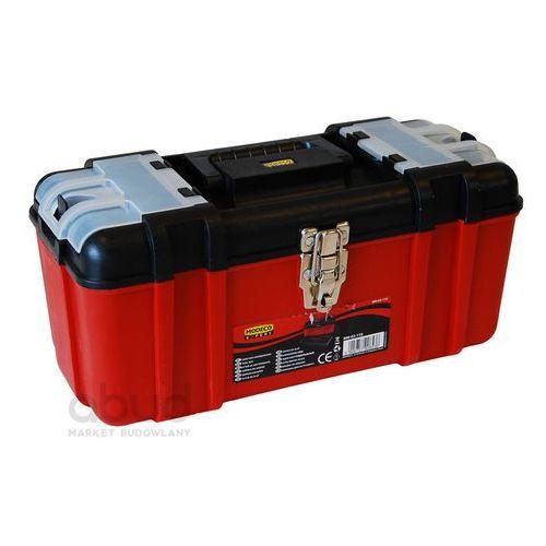 Towar Skrzynka narzędziowa 420x215x195 MODECO z kategorii skrzynki i walizki narzędziowe
