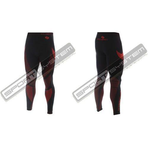 BRUBECK Spodnie termoaktywne męskie 1st Layer Dry (LE10810) - produkt z kategorii- spodnie męskie
