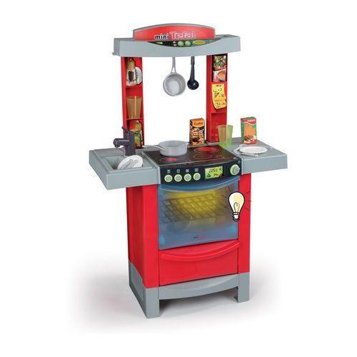 Oferta Smoby Elektryczna kuchenka, czerwona
