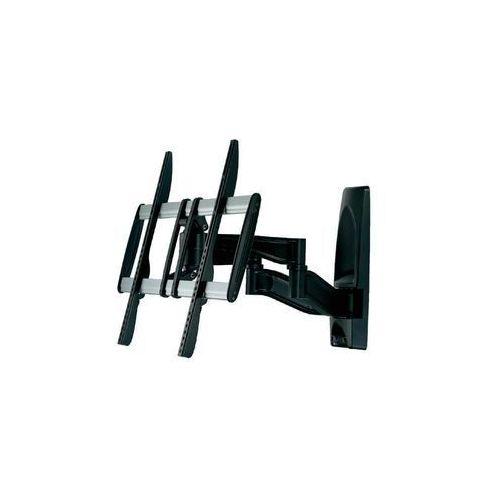 Towar Uchwyt ścienny do TV, LCD  MP6350, maks. 50 kg, aluminiowy, czarny z kategorii uchwyty i ramiona do tv
