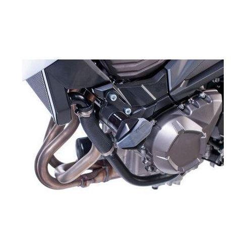 Puig y Kawasaki Z800; 2013- (czarne) | TRANSPORT KURIEREM GRATIS z kat. crash pady motocyklowe