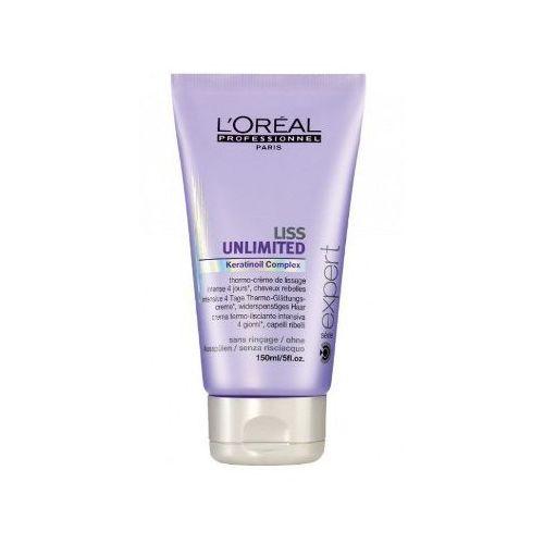 LOreal wygładzający krem termiczny Liss Unlimited 150ml - szczegóły w dr włos