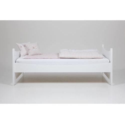 Łóżko Mate, 209x97 cm, biały ze sklepu FUTURI Nowoczesne Meble