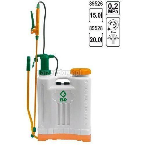 FLO Opryskiwacz ciśnieniowy plecakowy 15 l (produkt wysyłamy w 24h) - oferta (954a2a78279102aa)