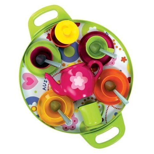 Zestaw do Herbaty do zabawy dla dzieci - 18 elementów oferta ze sklepu www.epinokio.pl