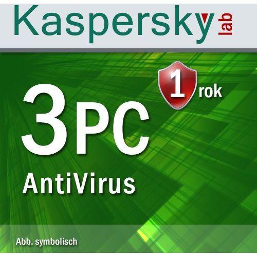 Kaspersky Antyvirus 2016 ENG 3 PC ESD - oferta (053cdfacff6305f1)
