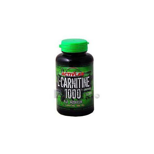 l karnityna l-carnitine 1000 30 kaps wyprodukowany przez Activlab