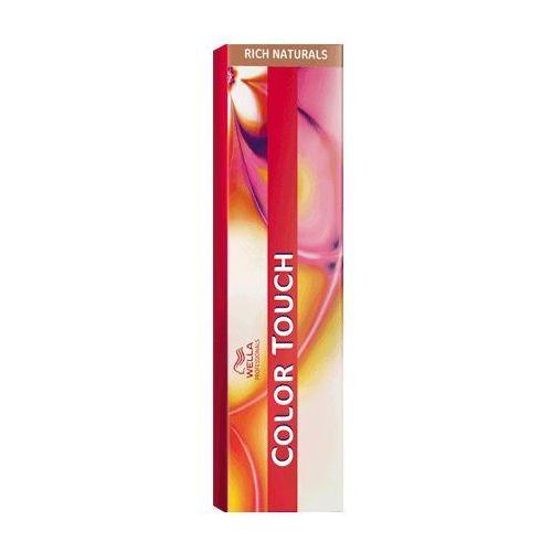 Wella COLOR TOUCH RICH NATURALS 9/16 - popielato-fioletowy rozświetlony blond - szczegóły w MadRic.pl