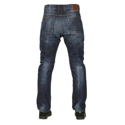 jeansy Quiksilver The Hollow Denim Kid's - Heavy Stone Wash - produkt z kategorii- spodnie męskie