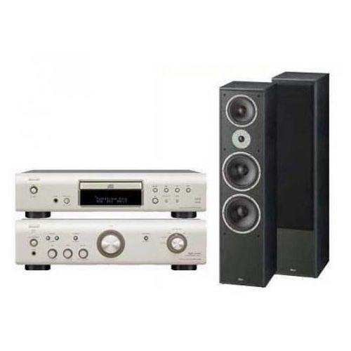 Artykuł DENON PMA-510 + DCD-510 + MAGNAT SUPREME 2000 z kategorii zestawy hi-fi
