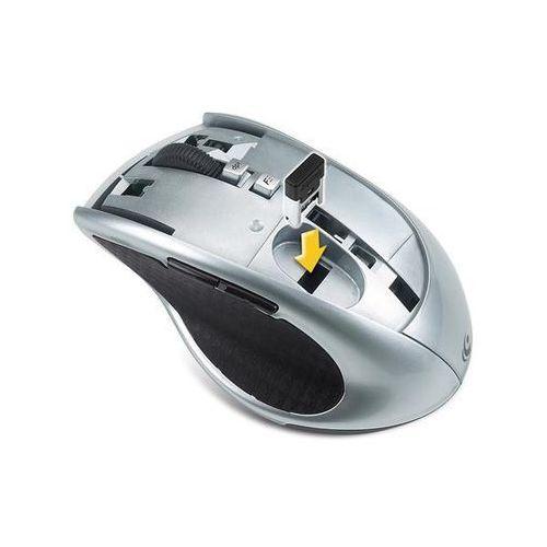 Mysz optyczna bezprzew. GENIUS DX-ECO, 2.4G, BlueEye z kat.: myszy, trackballe i wskaźniki