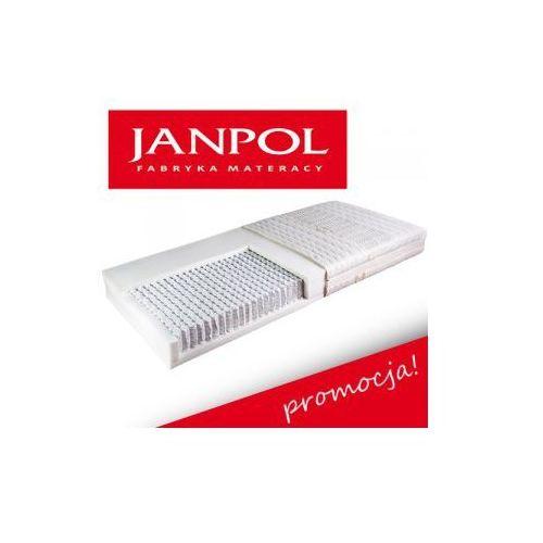 Materac FORTE, Rozmiar - 90x200, Pokrowce - Jersey - Dostawa 0zł, GRATISY i RABATY do 20% !!!, produkt marki Janpol