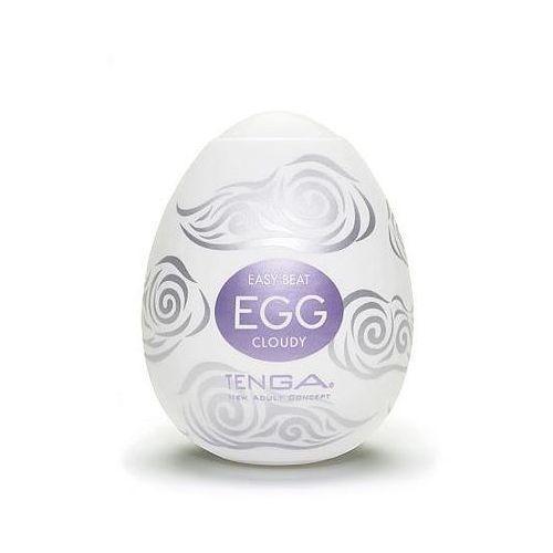 Masturbator TENGA - Egg Cloudy (1 sztuka) - oferta [0591ee0a41221646]
