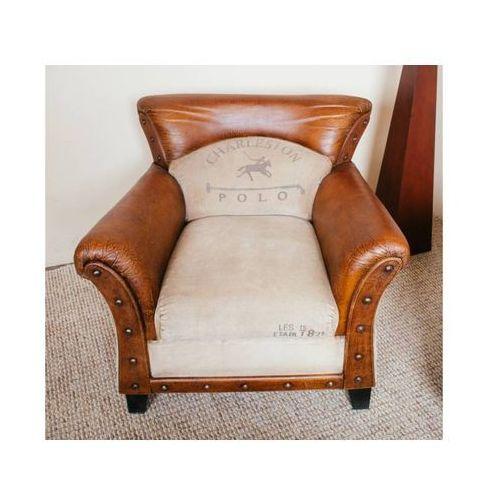 Brown M-1958 Fotel Sofa 80x76x77