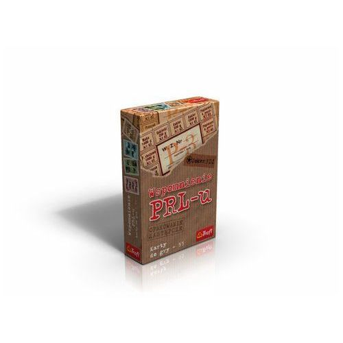 PROMOCJA: KUP KSIĄŻKĘ I ZDOBĄDŹ 10% RABATU NA WYBRANĄ ZABAWKĘ Karty tematyczne do gry Wspomnienia PRL-u 55 listków - oferta [15dbec0c0132467b]
