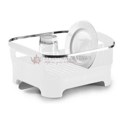 Produkt z kategorii- suszarki do naczyń - UMBRA - Suszarka na naczynia BASIN, biała