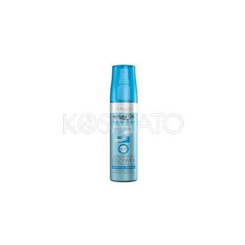 Produkt z kategorii- pozostałe kosmetyki do włosów - Marion Natura Silk Nawilżenie Odżywka, 150 ml