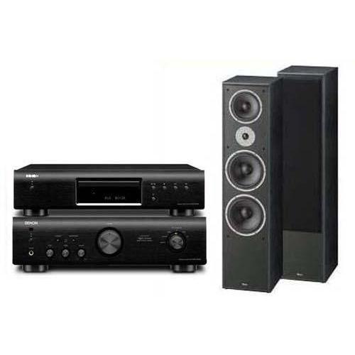 Artykuł DENON PMA-520 + DCD-520 + MAGNAT SUPREME 2000 z kategorii zestawy hi-fi