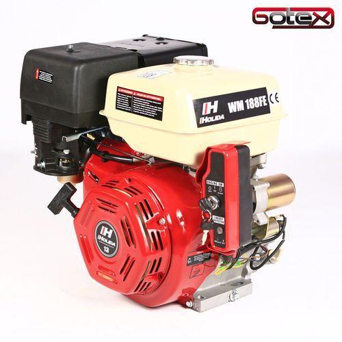 Silnik spalinowy Holida GX390 13KM wał. 25mm Elektryczny Zapłon, kup u jednego z partnerów