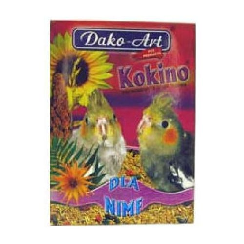 DAKO ART Kokino pokarm dla nimf 500g, Dako-Art