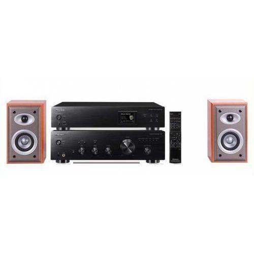 Artykuł PIONEER A-30 K + N-30 + M-AUDIO HTS 700 S z kategorii zestawy hi-fi