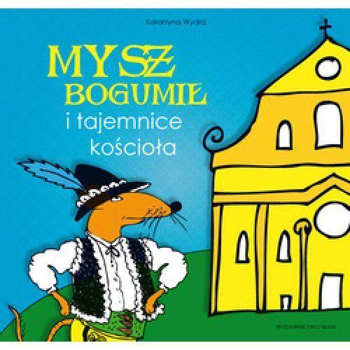 wam Mysz Bogumił i tajemnice kościoła z kat. myszy, trackballe i wskaźniki