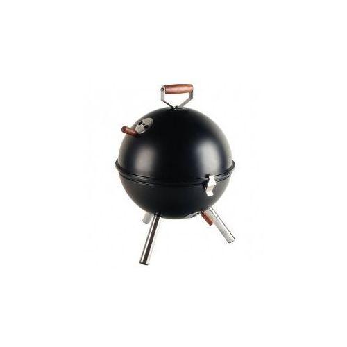 Grill okrągły czarny Mini BBQ, produkt marki Contento
