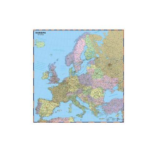 Europa mapa ścienna drogowo-administracyjna 1:4 500 000 , produkt marki ExpressMap