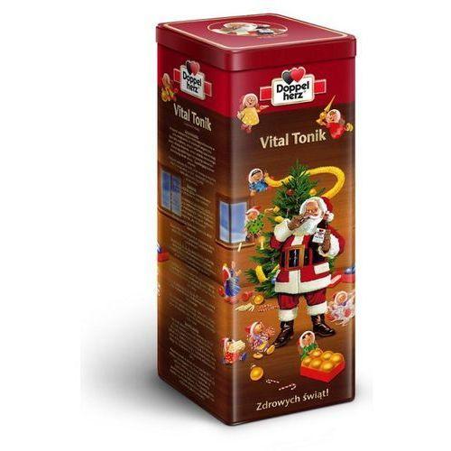 Doppelherz Vital Tonik Puszka Świąteczna płyn doustny - 1000 ml, postać leku: płyn