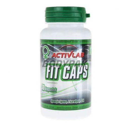 Activlab fit caps - 30 kaps. wyprodukowany przez Biotech usa