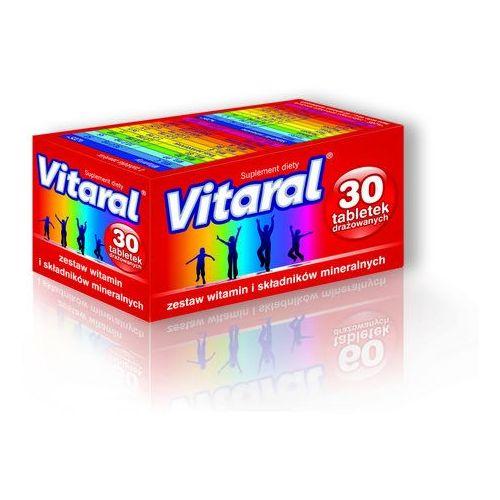 [tabletki] Vitaral x 30 draz.
