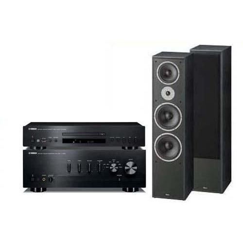 Artykuł YAMAHA A-S300 + CD-S300 + MAGNAT SUPREME 2000 z kategorii zestawy hi-fi