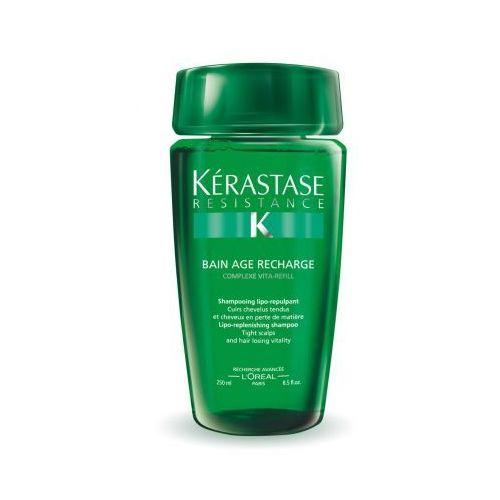 Produkt z kategorii- odżywki do włosów - Kerastase Kąpiel Ujędrniająca Age Recharge 250 ml