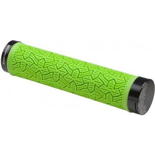 Chwyty kierownicy MTB Icon 145mm, zielone - oferta [15fde8078182e5bb]