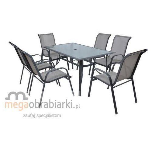 Produkt HECHT Zeataw mebli ogrodowych SOFIA Stół + 6 krzeseł RATY 0,5% NA CAŁY ASORTYMENT DZWOŃ 77 41