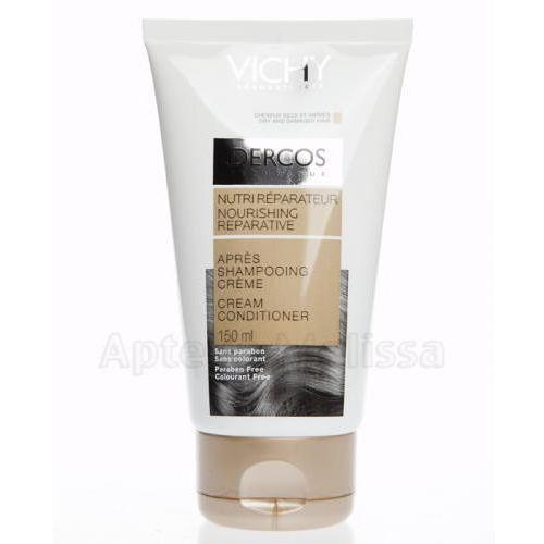 Produkt z kategorii- odżywki do włosów - VICHY DERCOS Odżywka do włosów suchych i zniszczonych - 150 ml