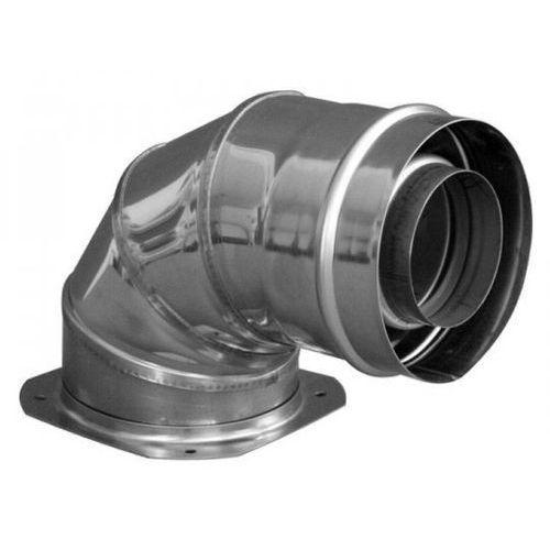 Oferta Immergas kolano koncentryczne 60/100-80/125 z kołnierzem montażowym 60/100 K.021247 z kat.: ogrzewanie