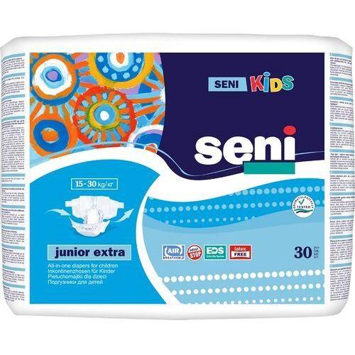 Piel-m. SENI KIDS Junior Extra (16-30 kg) - - 30 szt., kup u jednego z partnerów