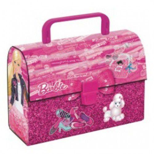 Kuferek Barbie - Dostawa zamówienia do jednej ze 170 księgarni Matras za DARMO - oferta [350b6a26c5852359]