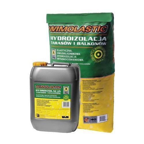 Wim wimolastic hydroizolacja taras 32kg a+b (izolacja i ocieplenie)