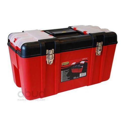 Towar Skrzynka narzędziowa 595x298x330 MODECO z kategorii skrzynki i walizki narzędziowe