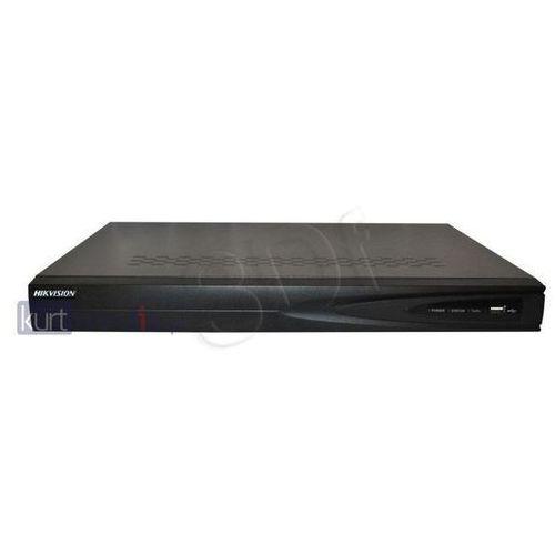 rejestrator ip ds-7604ni-se/p wyprodukowany przez Hikvision