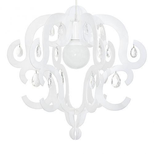 ZWIS nowoczesny LAMPA wisząca OPRAWA dekoracyjna KATERINA Nowodvorski 5208 biały - sprawdź w MLAMP.pl - Rozświetlamy Wnętrza