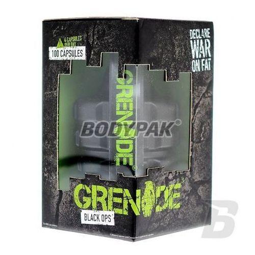 black ops - 100 kaps. wyprodukowany przez Grenade