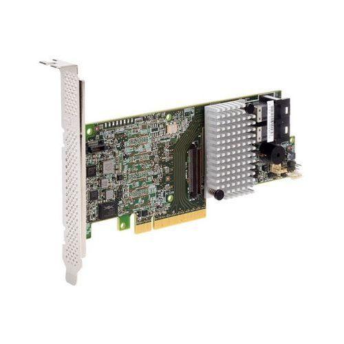 Kontr. RS3DC040 12Gbit SAS PCIe x8 3.0 4 internal ports, MD2 Low - produkt z kategorii- Pozostałe oprogramowanie