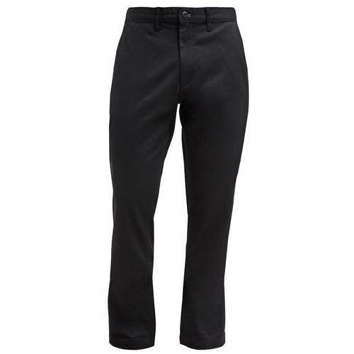 DC Shoes Chinosy black - produkt z kategorii- spodnie męskie