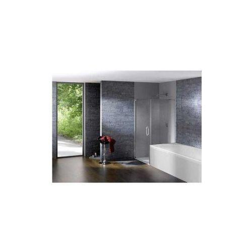 HUPPE STUDIO PARIS ELEGANCE częściowo w ramie Drzwi skrzydłowe z krótką ścianką boczną na wannie kąpi