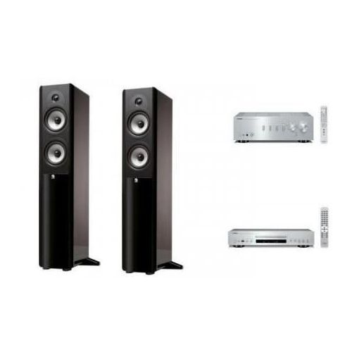 Artykuł YAMAHA A-S301S + CD-S300S + BOSTON ACOUSTICS A250 z kategorii zestawy hi-fi