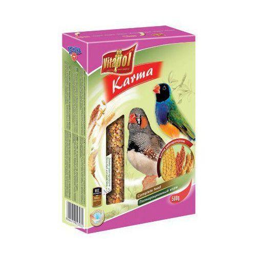 Vitapol Pokarm dla zeberki i ptaków egzotycznych 500g [2303], vitapol